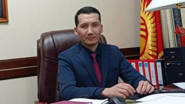 Түмөнбаев Турусбек Тогузбайевич