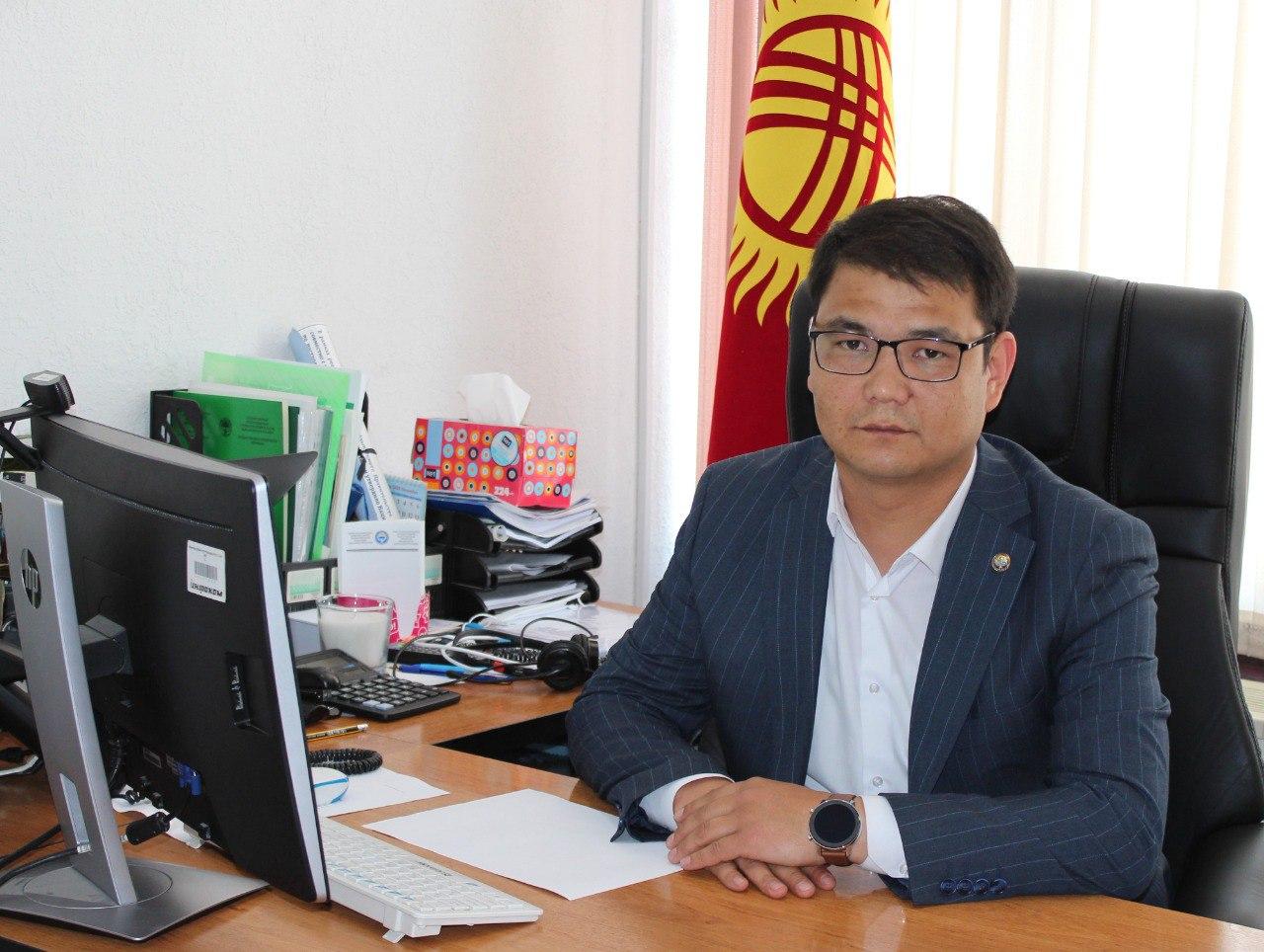Джапаров Азамат Эрмекович